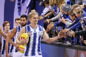 AFL 2019 Round 10 - Western Bulldogs v North Melbourne