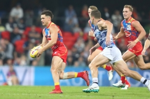 AFL 2019 Round 10 - Gold Coast v Geelong
