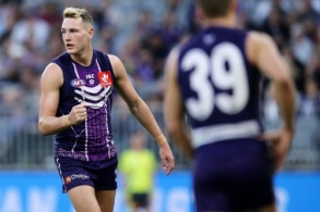 AFL 2019 Round 10 - Fremantle v Brisbane