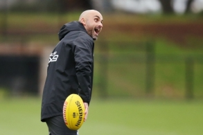 AFL 2019 Training - North Melbourne 280519