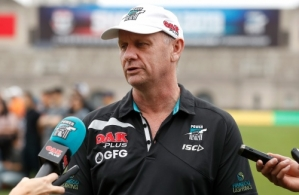 AFL 2019 Training - Port Adelaide 300519