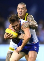 AFL 2019 Round 11 - North Melbourne v Richmond