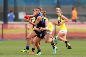 VFLW 2019 Round 04 - Melbourne Uni v Richmond