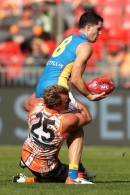 AFL 2019 Round 11 - GWS v Gold Coast
