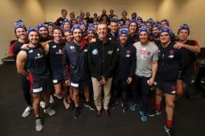 AFL 2019 Media - Neale Daniher Media Opportunity 050619