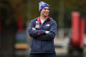 AFL 2019 Training - Melbourne 050619