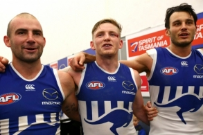 AFL 2019 Round 12 - Gold Coast v North Melbourne