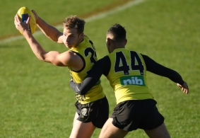 AFL 2019 Training - Richmond 110619