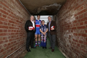AFL 2019 Media - Western Bulldogs Media Opportunity 120619