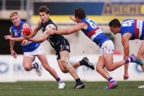 VFL 2019 Round 11 - Northern Blues v Footscray