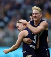 AFL 2019 Round 13 - Fremantle v Port Adelaide