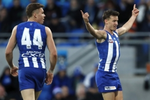 AFL 2019 Round 13 - North Melbourne v GWS