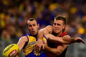 AFL 2019 Round 14 - West Coast v Essendon
