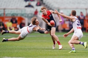AFL 2019 Rd 14 - Melbourne v Fremantle