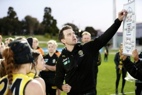 VFLW 2019 Round 09 - Western Bulldogs v Richmond