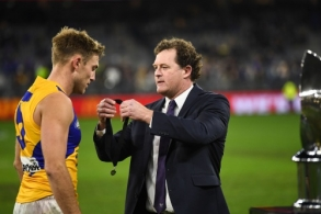 AFL 2019 Round 16 - Fremantle v West Coast