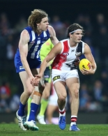 AFL 2019 Round 16 - North Melbourne v St Kilda