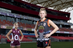 AFLW 2019 Media - U18 Girls Media Opportunity