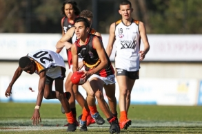 AFL 2019 Media - Flying Boomerangs v World Team