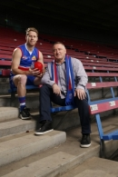 AFL 2019 Media - Western Bulldogs Media Opportunity 090719