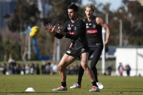 AFL 2019 Training - Collingwood 100719