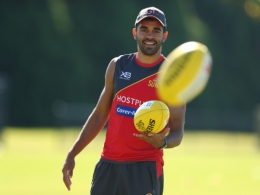 AFL 2019 Training - Gold Coast 160719