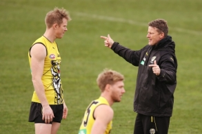 AFL 2019 Training - Richmond 180719