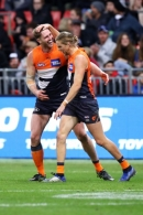 AFL 2019 Round 18 - GWS v Collingwood