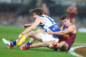 AFL 2019 Round 18 - Brisbane v North Melbourne