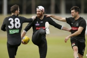 AFL 2019 Training - Collingwood 240719