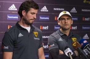 AFL 2019 Media - Hawthorn Press Conference 300719