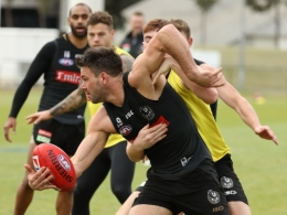 AFL 2019 Training - Collingwood 020819