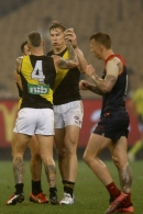 AFL 2019 Round 20 - Melbourne v Richmond