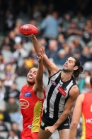 AFL 2019 Round 20 - Collingwood v Gold Coast