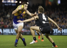 AFL 2019 Round 20 - Carlton v West Coast