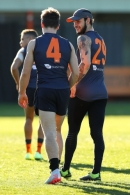 AFL 2019 Training - GWS 060819