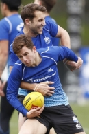 AFL 2019 Training - North Melbourne 070819