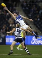 AFL 2019 Round 21 - Geelong v North Melbourne