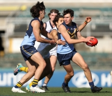 AFL Vic 2019 U17 Futures - Vic Country v NSW-ACT