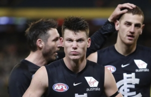 AFL 2019 Round 21 - Richmond v Carlton