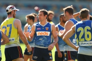AFL 2019 Training - Brisbane 130819
