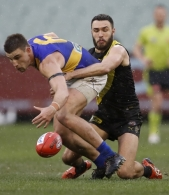 AFL 2019 Round 22 - Richmond v West Coast
