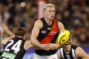 AFL 2019 Round 23 - Collingwood v Essendon