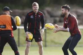 AFL 2019 Training - Essendon 260819