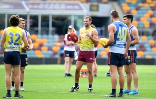 AFL 2019 Training - Brisbane 270819
