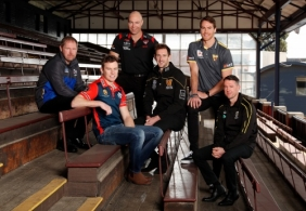 VFL 2019 Media - VFL and VFLW Finals Series Coaches Media Opportunity