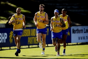 AFL 2019 Training - West Coast 270819