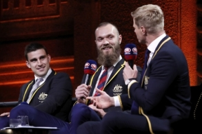 AFL 2019 Media - Virgin Australia All Australian Awards