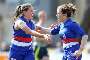 VFLW 2019 Elimination Final - Western Bulldogs v Richmond