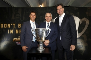 AFL 2019 Media - Toyota AFL Finals Series Launch
